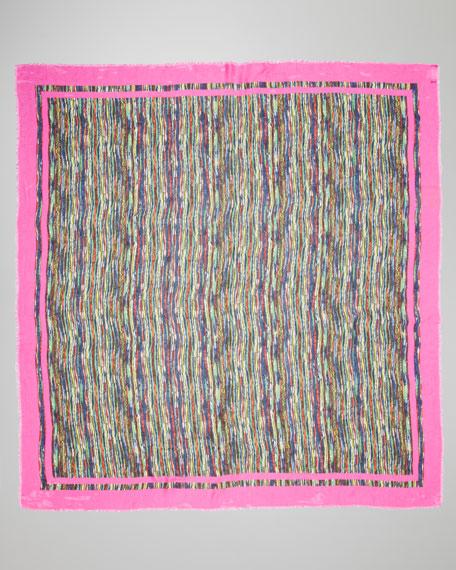 Multicolor Melange Scarf