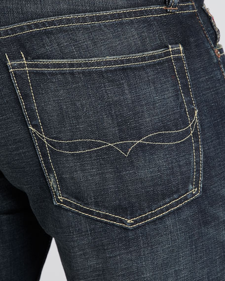 Classic Five-Pocket Jeans