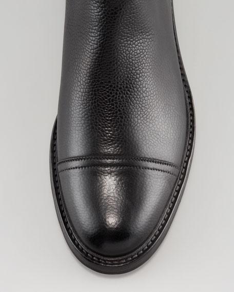 Mosley Cap-Toe Chelsea Boot