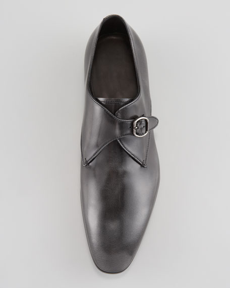 Burnished Monk Loafer