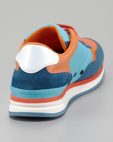 Tower Runway Sneaker, Multicolor