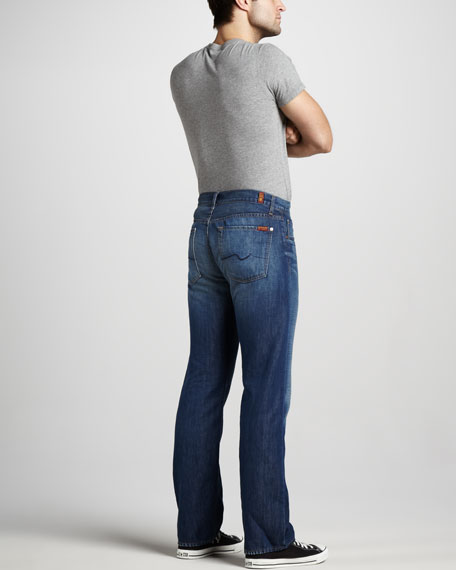 Austyn Relaxed Cotton-Linen Jeans