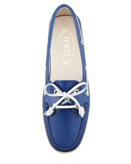 Marlin Barca Slip-On, Blue