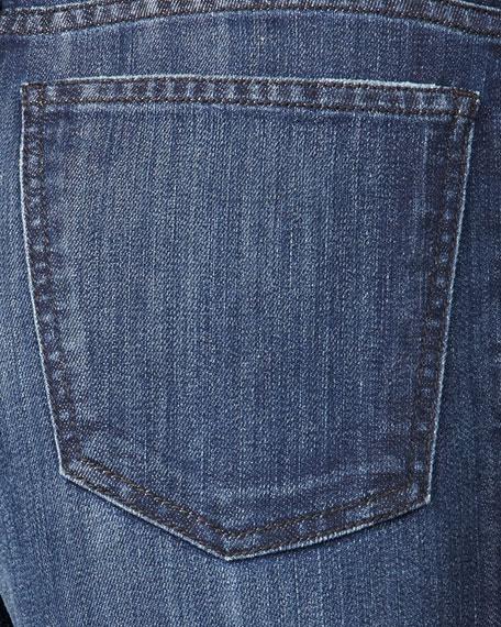High-Waist Skinny Eagle Jeans
