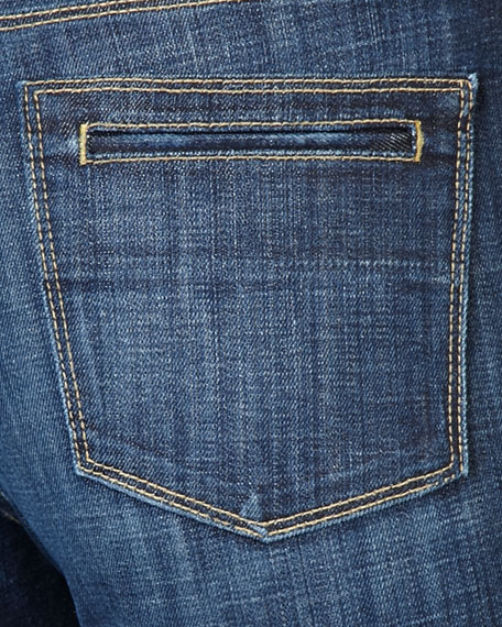 Biancha LADK Bell-Bottom Jeans