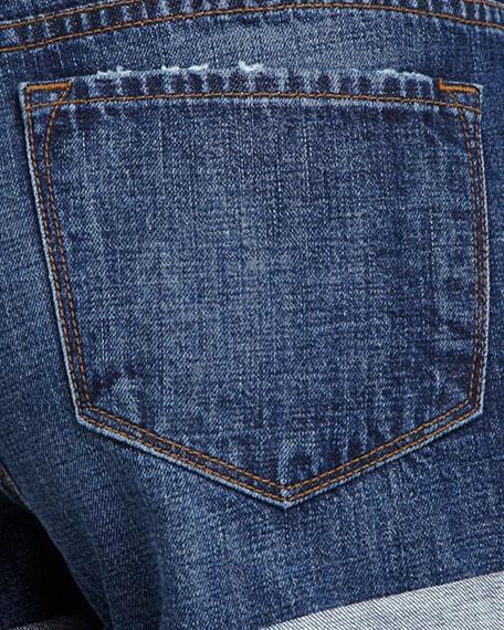 1148 Scorpio Rolled Cutoff Shorts