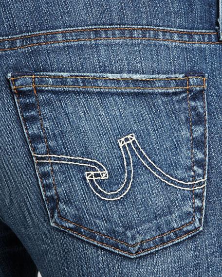 Tomboy Denim Cropped Pants