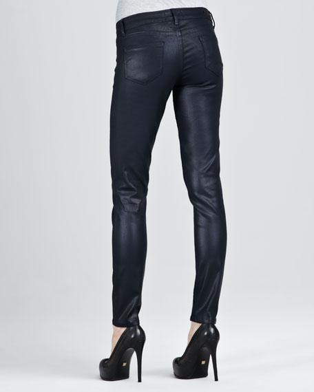 Verdugo Azure Silky Skinny Jeans