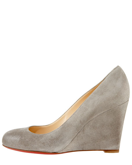 Ron Ron Zeppa Wedge Pump