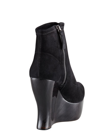 Java Wedge Ankle Boot