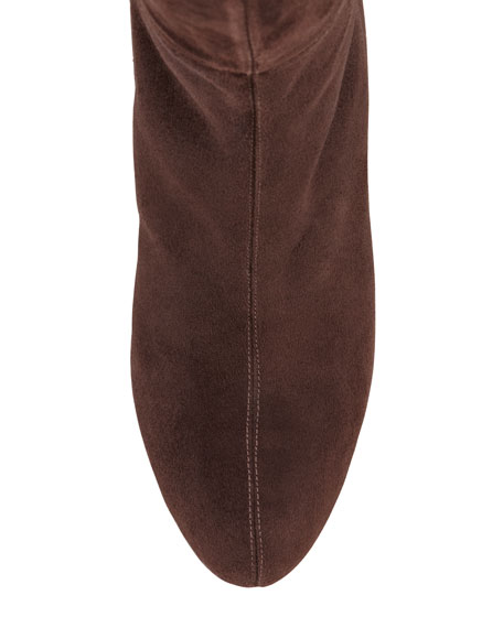 David Suede Over-the-Knee Boot