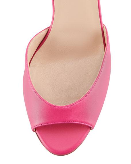 Rockstud Ankle-Strap Sandal