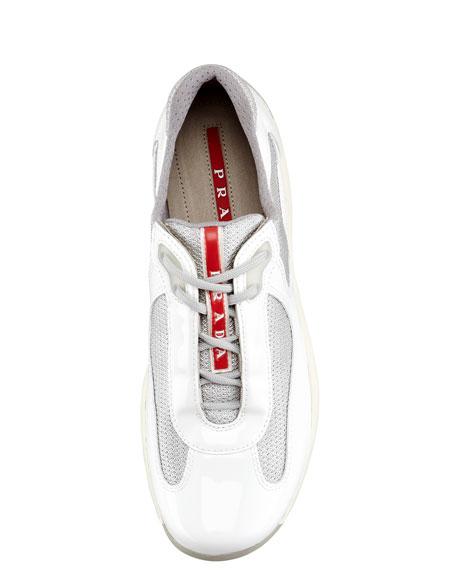 c3af99e8 Sport Sneaker White/Silver