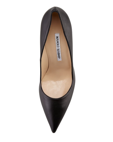 BB Napa Pointed Toe Pump, Black