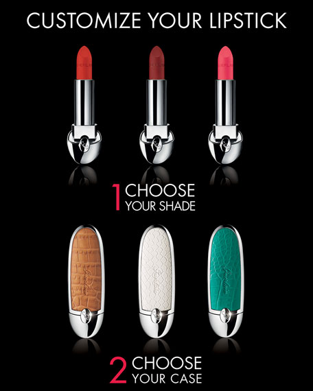 Rouge G Customizable Lipstick – The Shade