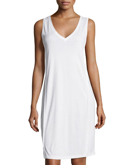 Image 1 of 1: Pure Essence Sleeveless Nightgown