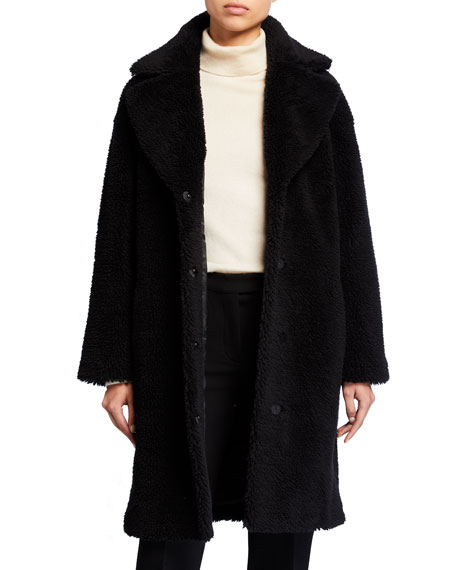 Camille Faux Fur Coat