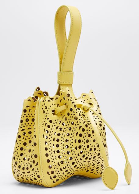 Rose Marie Mini Bucket Bag