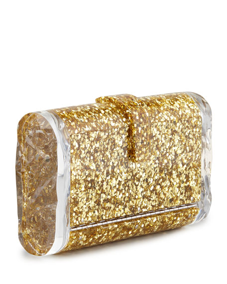 Lara Confetti Clutch Bag