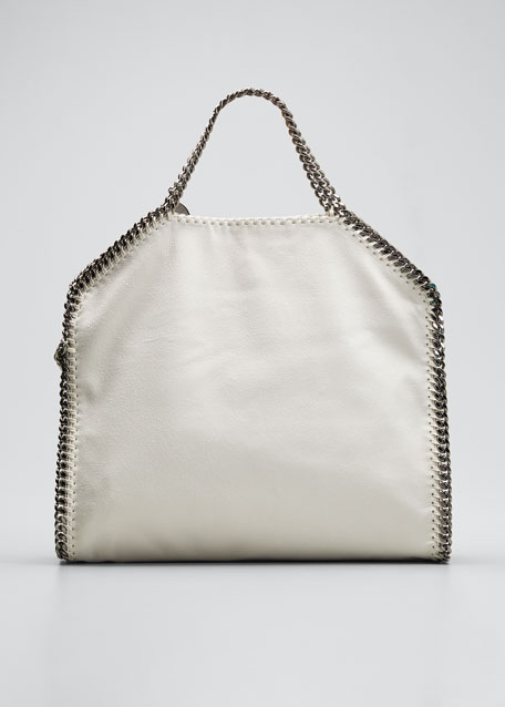 Image 1 of 1: Falabella Fold-Over Shopper Bag