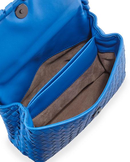 Olimpia Mini Intrecciato Crossbody Bag