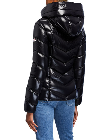 Fulig Chevron Puffer Jacket