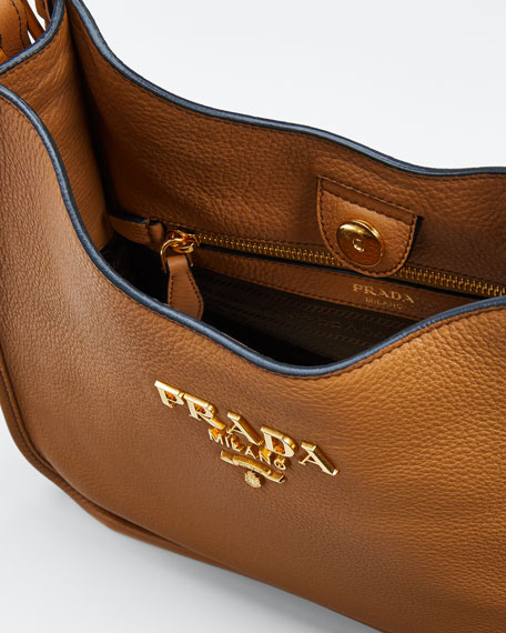 Daino Hobo Shoulder Bag