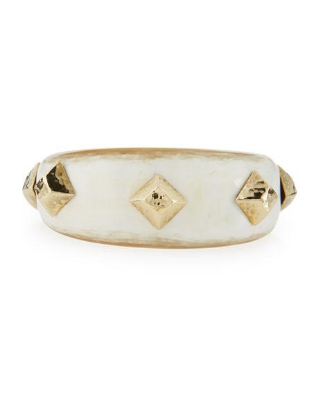Tamasha Horn Cuff Bracelet