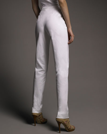 Marion Side-Zip Pants
