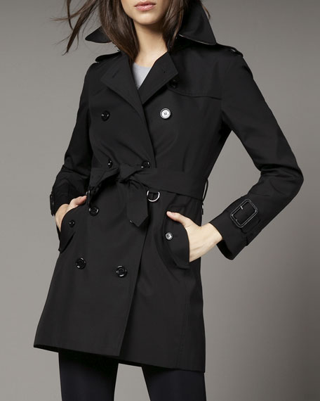 Marystow Coat, Black