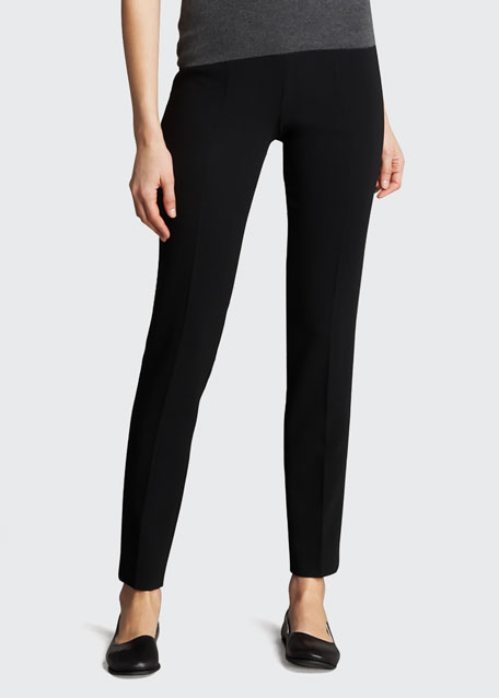 Akris Slim Ankle-Cut Pants