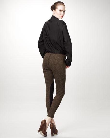 Tweed Leggings