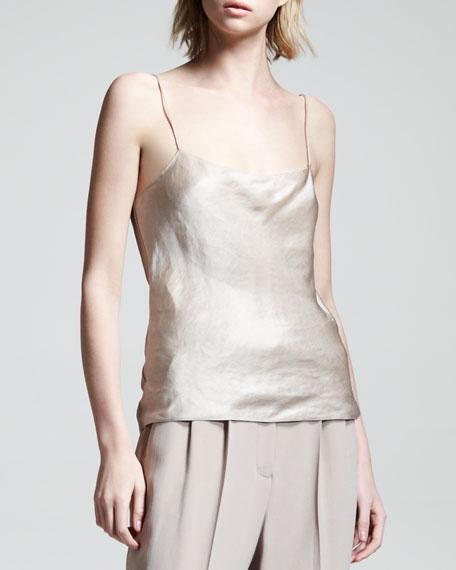 Linen-Silk Camisole