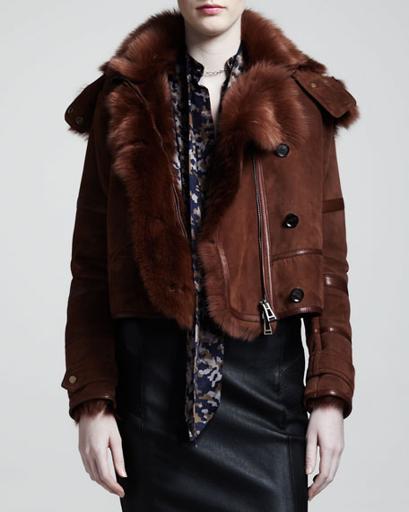 Kenton Shearling Jacket