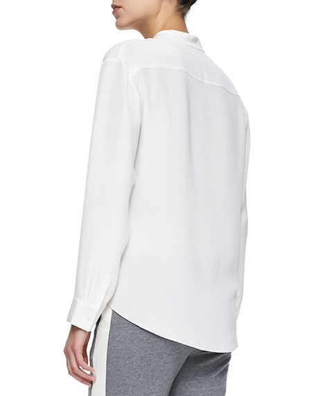 48160792f9a95 3.1 Phillip Lim Draped Tuck-In Blouse