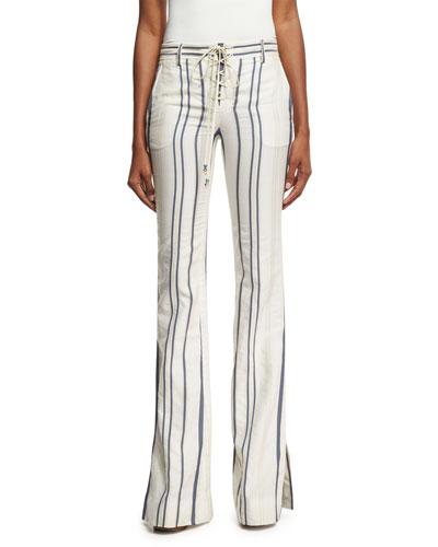 Designer Pants & Shorts at Bergdorf Goodman