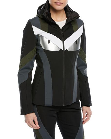 Monster Eye Ski Jacket
