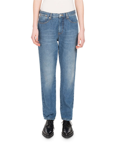 Perry Faded Denim Jeans