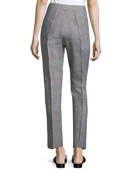 Oboe Glen Plaid Pants