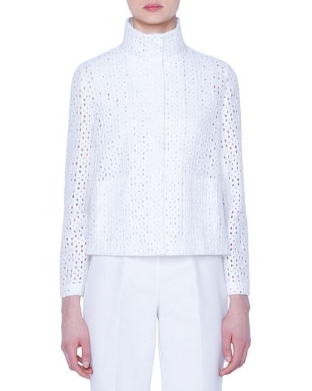 Chaya Plaid Jacket