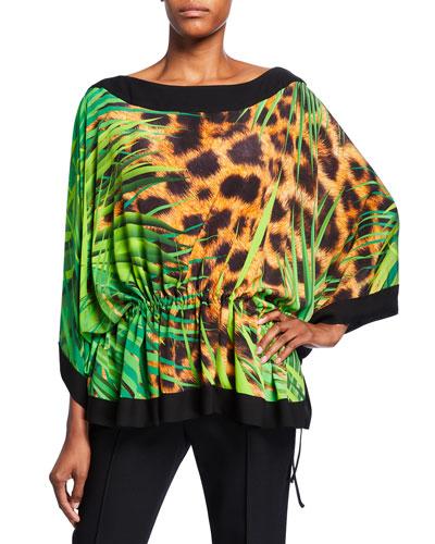 Oversized Jungle Shirt