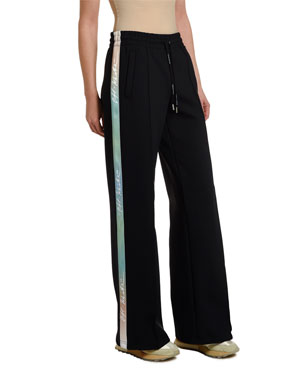Off-White Jersey Tracksuit Pants