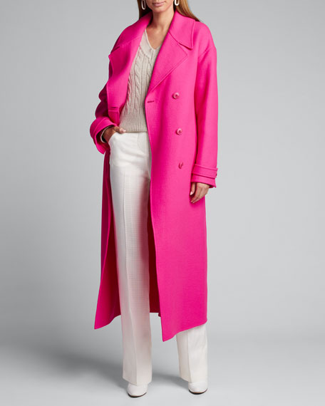 The Sabe Wool Coat