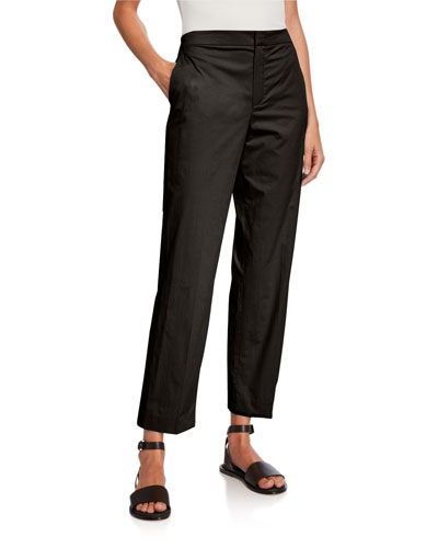 Wilson Cotton Stretch Tapered Pants