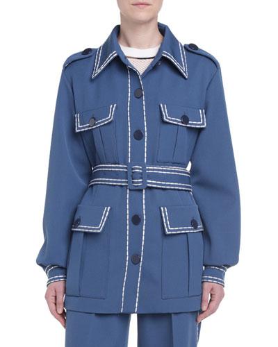 Safari Gabardine Jacket
