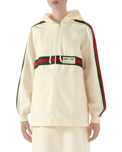 Panama Hooded Coat