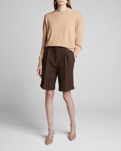 Arutua Cashmere Boyfriend Sweater