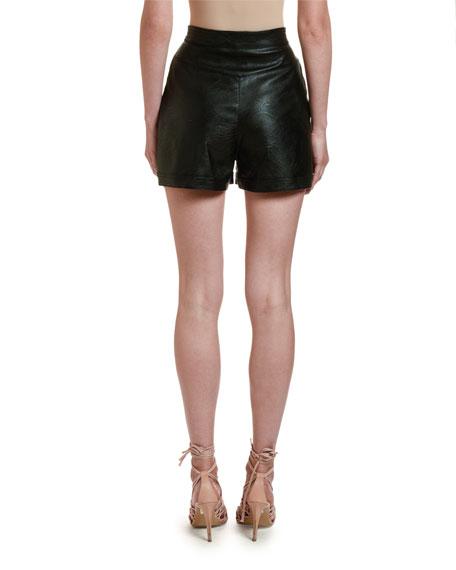 Alter Napa Zip-Front Shorts