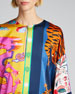 Prince of Chintz Long Patchwork Tunic