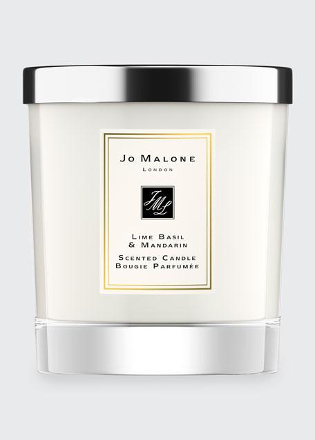 Lime Basil & Mandarin Home Candle, 7 oz.